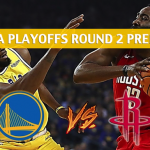 Houston Rockets vs. Golden State Warriors Predictions, Picks, Odds and Betting Preview – NBA Western Conference Playoffs Round 2 Game 1 - April 28 2019