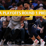 San Antonio Spurs vs Denver Nuggets Predictions, Picks, Odds, and Betting Preview – NBA Playoffs Western Conference Round 1 Game 1 – April 13 2019