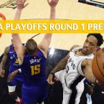 San Antonio Spurs vs Denver Nuggets Predictions, Picks, Odds and Betting Preview – NBA Western Conference Playoffs Round 1 Game 7 – April 27 2019