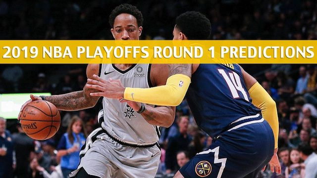 f1eaa9b0e355 Spurs vs Nuggets Predictions   Picks   Odds   Preview - Apr 16 2019