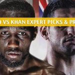 Terence Crawford vs Amir Khan Expert Predictions and Picks – WBO Welterweight Title – April 20 2019