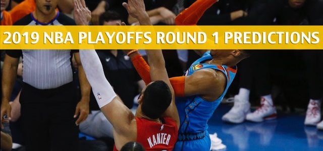 Oklahoma City Thunder vs Portland Trail Blazers Predictions, Picks, Odds, and NBA Basketball Betting Preview – Western Conference Playoffs Round 1 Game 5 – April 23 2019