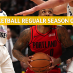 Portland Trail Blazers vs Denver Nuggets Predictions, Picks, Odds, and NBA Basketball Betting Preview - April 5 2019