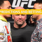 UFC 236 Predictions, Picks, Odds, and Betting Preview - Holloway vs Poirier 2 - April 13 2019