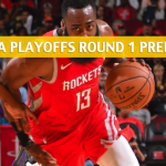 Utah Jazz vs Houston Rockets Predictions, Picks, Odds, and Betting Preview – NBA Playoffs Western Conference Round 1 Game 1 – April 14, 2019
