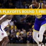 Golden State Warriors vs Los Angeles Clippers Predictions, Picks, Odds, and NBA Basketball Betting Preview – Western Conference Playoffs Round 1 Game 6 – April 26 2019