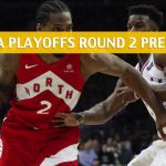 Philadelphia 76ers vs Toronto Raptors Predictions, Picks, Odds, and NBA Basketball Betting Preview - Eastern Conference Playoffs Round 2 Game 7 - May 12 2019