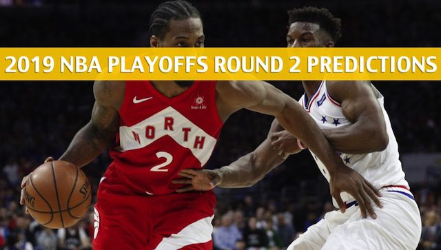 76ers vs Raptors Predictions, Picks, Odds, Preview - May 12 2019