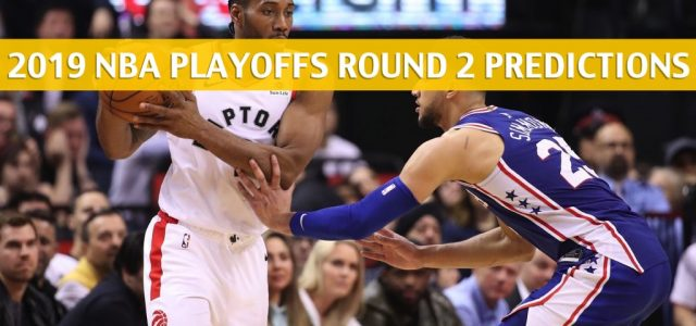 Philadelphia 76ers vs Toronto Raptors Predictions, Picks, Odds, and NBA Basketball Betting Preview – Eastern Conference Playoffs Round 2 Game 5 – May 7 2019