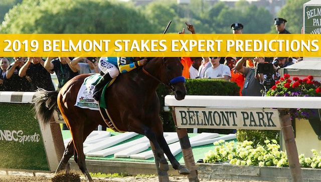 Belmont Stakes Expert Picks And Predictions 2019