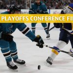 St Louis Blues vs San Jose Sharks Predictions, Picks, Odds, Betting Preview - NHL Playoffs Western Conference Final Game 5 - May 19 2019