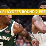 Milwaukee Bucks vs Boston Celtics Predictions, Picks, Odds, and NBA Basketball Betting Preview – Eastern Conference Playoffs Round 2 Game 4 – May 6 2019