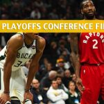 Milwaukee Bucks vs Toronto Raptors Predictions, Picks, Odds, and Betting Preview - NBA Playoffs Eastern Conference Finals Game 3 - May 19 2019