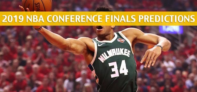 Milwaukee Bucks vs Toronto Raptors Predictions, Picks, Odds, and Betting Preview – NBA Playoffs Eastern Conference Finals Game 4 – May 21 2019