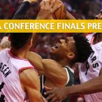 Milwaukee Bucks vs Toronto Raptors Predictions, Picks, Odds, and Betting Preview - NBA Eastern Conference Finals Game 6 - May 27 2019
