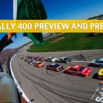 Digital Ally 400 Predictions, Picks, Odds, and Betting Preview - NASCAR Monster Energy Cup Series at Kansas Speedway - May 11 2019