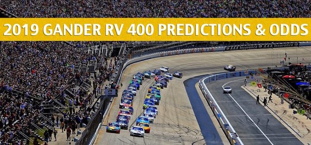Gander RV 400 Predictions, Picks, Odds and Betting Preview – NASCAR Monster Energy Cup Series at Dover – May 5 2019