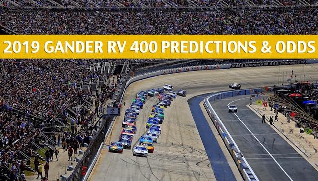 Gander Rv 400 Predictions Picks Odds Preview May 5 2019