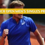 David Goffin vs Rafael Nadal Predictions, Picks, Odds, and Betting Preview - French Open Round of 32 - May 31 2019