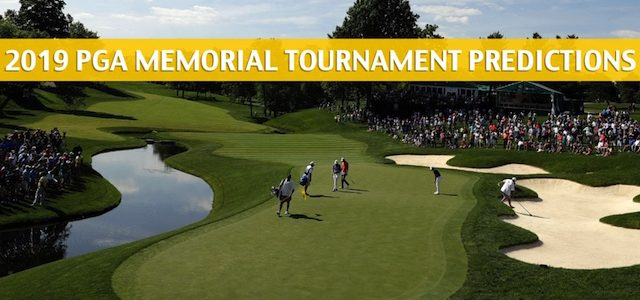 Memorial Tournament Predictions, Picks, Odds, and PGA Betting Preview – May 30 2019