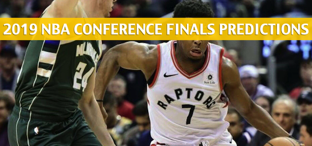 Toronto Raptors vs Milwaukee Bucks Predictions, Picks, Odds, and Betting Preview – NBA Playoffs Eastern Conference Finals Game 5 – May 23 2019