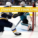 San Jose Sharks vs St Louis Blues Predictions, Picks, Odds, Betting Preview - NHL Playoffs Western Conference Finals Game 6 - May 21 2019