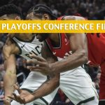 Toronto Raptors vs Milwaukee Bucks Predictions, Picks, Odds, and Betting Preview - NBA Playoffs Eastern Conference Finals Game 2 - May 17 2019