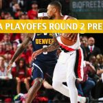 Portland Trail Blazers vs Denver Nuggets Predictions, Picks, Odds, and NBA Basketball Betting Preview - Western Conference Playoffs Round 2 Game 7 - May 12 2019