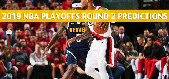 Portland Trail Blazers vs Denver Nuggets Predictions, Picks, Odds, and NBA Basketball Betting Preview – Western Conference Playoffs Round 2 Game 7 – May 12 2019