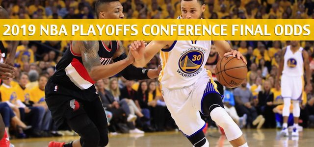 Portland Trail Blazers vs Golden State Warriors Predictions, Picks, Odds, and Betting Preview – NBA Playoffs Western Conference Finals Game 1 – May 14 2019