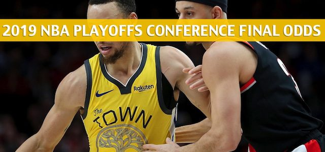 Golden State Warriors vs Portland Trail Blazers Predictions, Picks, Odds, and Betting Preview – NBA Playoffs Western Conference Finals Game 4 – May 20 2019