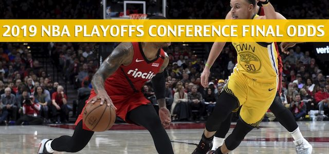 Golden State Warriors vs Portland Trail Blazers Predictions, Picks, Odds, and Betting Preview – NBA Playoffs Western Conference Finals Game 3 – May 18 2019