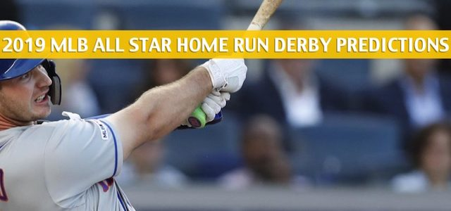 2019 MLB All-Star Home Run Derby Predictions, Picks, Odds and Betting Preview