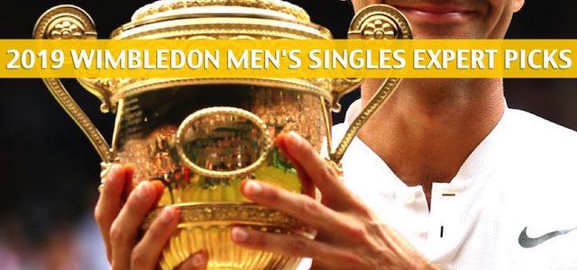 2019 Wimbledon Expert Picks and Predictions – Men's Singles