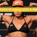 Amanda Nunes vs Holly Holm Predictions, Picks, Odds and Betting Preview - UFC 239 Women Bantamweight Bout - July 6 2019