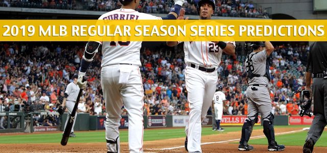 Houston Astros vs New York Yankees Predictions, Picks, Odds, and Betting Preview – Season Series June 20-23 2019