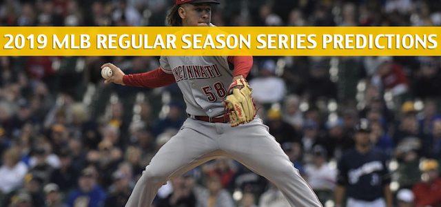 Cincinnati Reds vs Milwaukee Brewers Predictions, Picks, Odds, and Betting Preview – Season Series June 20-23 2019