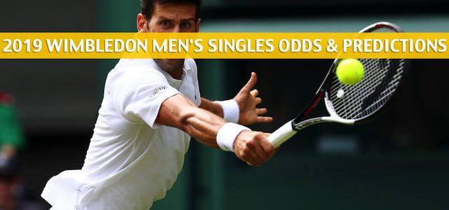 Novak Djokovic vs Philipp Kohlschreiber Predictions, Picks, Odds, and Betting Preview – Wimbledon Men's Singles First Round – July 1 2019