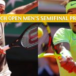 Roger Federer vs Rafael Nadal Predictions, Picks, Odds, and Betting Preview - French Open Semifinal - June 7 2019