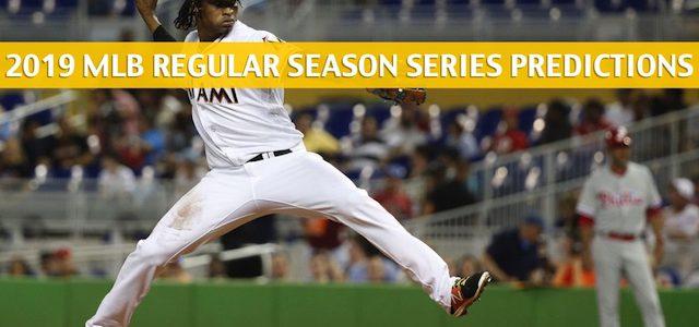 Miami Marlins vs Philadelphia Phillies Predictions, Picks, Odds, and Betting Preview – Season Series June 21-23 2019