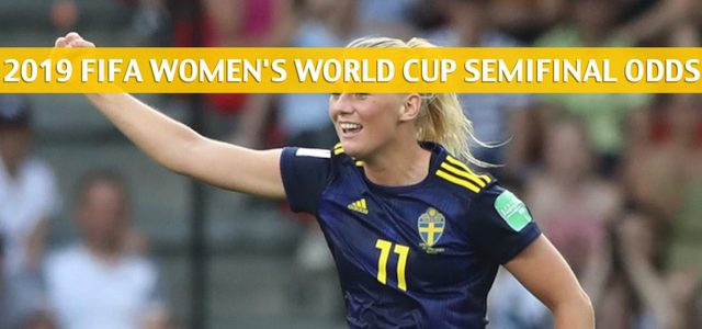 Netherlands vs Sweden Predictions, Picks, Odds, and Betting Preview – FIFA Women's World Cup Semifinals – July 3 2019