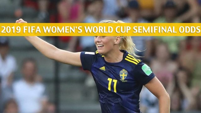 Netherlands vs Sweden Predictions and Odds - 2019 Womens World Cup