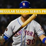 New York Mets vs Chicago Cubs Predictions, Picks, Odds, and Betting Preview - Season Series June 20-23 2019