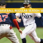 Tampa Bay Rays vs Boston Red Sox Predictions, Picks, Odds, and Betting Preview - Season Series June 7-9 2019