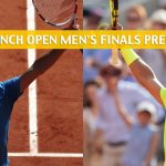 Dominic Thiem vs Rafael Nadal Predictions, Picks, Odds, and Betting Preview - French Open Men's Final - June 9 2019