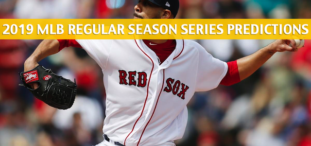 Toronto Blue Jays vs Boston Red Sox Predictions, Picks, Odds, and Betting Preview – Season Series June 21-23 2019