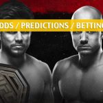 UFC 238 Predictions, Picks, Odds, and Betting Preview - Henry Cejudo vs Marlon Moraes - June 8 2019