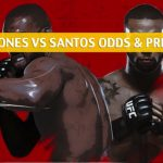 UFC 239 Predictions, Picks, Odds and Betting Preview - Jon Jones vs. Thiago Santos - July 6 2019