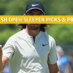 2019 British Open Golf Sleepers and Sleeper Picks / Predictions