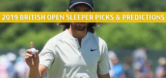 2019 British Open Golf Sleepers and Sleeper Picks / Predictions
